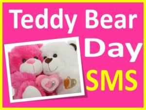 Teddy Bear Day 2016 SMS in Hindi upcharnuskhe