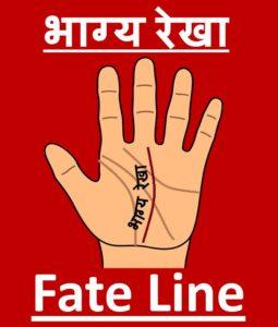 fate line upcharnushkhe