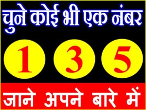 Personality Test Numerology astrology in hindi