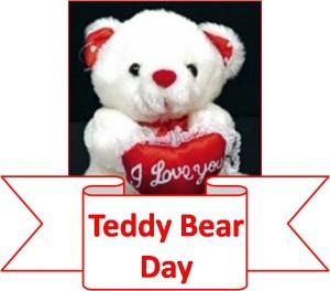 taddy bear day