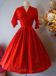 red dresssssss