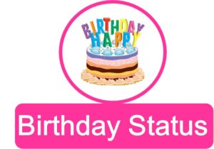 whatsapp birthday status english upcharnuskhe