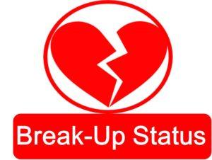 whatsapp break-up status english upcharnuskhe