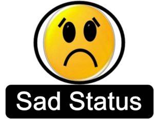whatsapp sad status english upcharnuskhe