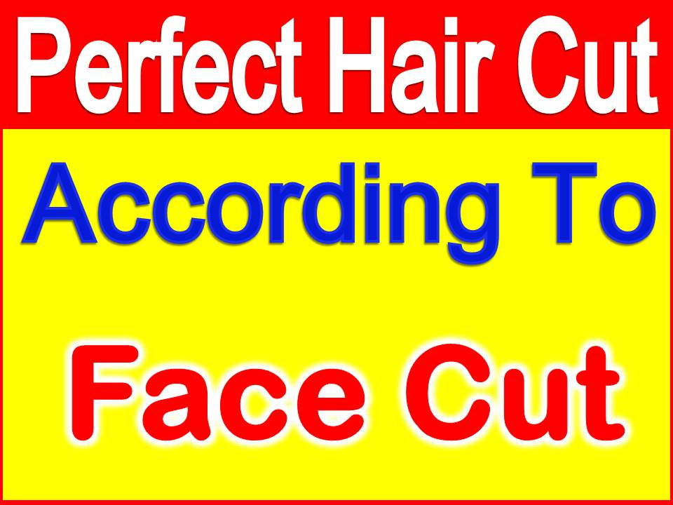 how to choose right hair style according to face shape