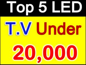 Top 5 best LED TV