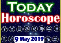 Horoscope Today – May 9, 2019