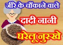 जीरे के 10 घरेलू नुस्खे Home Remedies Using Cumin Seeds