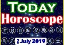 Horoscope Today – Astrology Daily Horoscope July 2, 2019