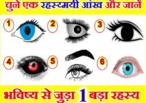 चुने 1 रहस्य्मयी आंख और जानें भविष्य से जुड़ा 1 बड़ा रहस्य Personality Test by eyes