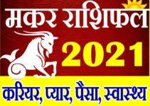 मकर राशि भविष्यफल 2020   Makar Rashi 2020 Rashifal   Capricorn Horoscope 2021