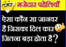 मज़ेदार फनी पहेलियाँ Best Dimagi Riddles Naam Batao Funny Paheliyan