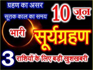Surya Grahan 2021 Effect 12 Zodiacs