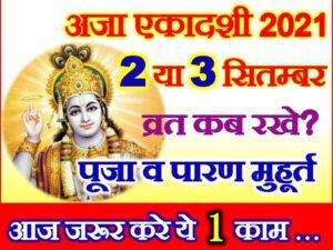 Aja Ekadashi Do Not These 5 Works